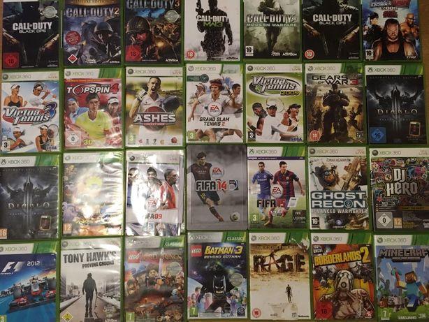 Xbox 360 sau chiar One care merg in 2,3,4 jucatori pe aceeași cons tv