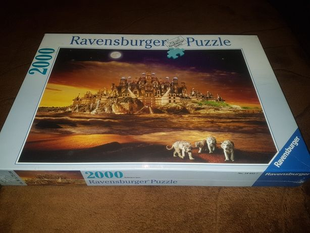 Vand puzzle nou sigilat Ravensburger 2000 piese