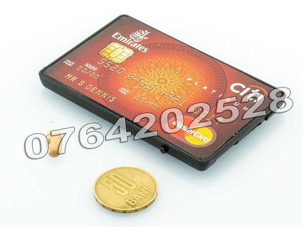 Pachet complet!! Casca de Copiat + CARD GSM+Casti Microvibratii