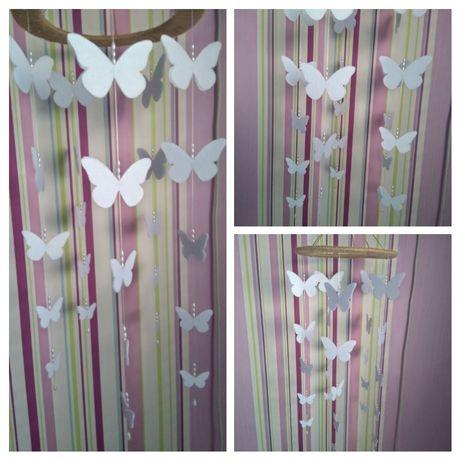 Висящи пеперуди