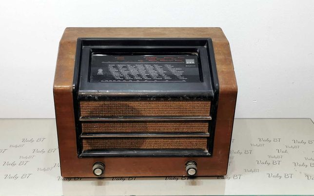 Radio de colectie Saba s243wl - import Germania