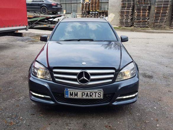 Mercedes W204 C220CDI 651 170кс AMG пакет автоматик комби НА ЧАСТИ!