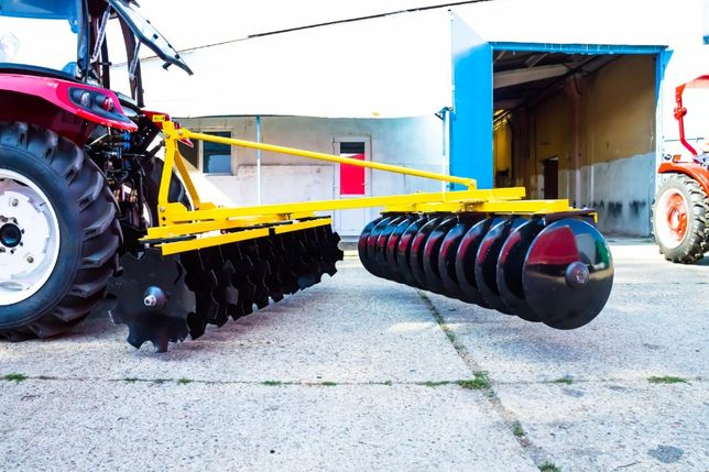 Disc agricol latime de lucru 200 cm / 2 m Konig VVV-2.0