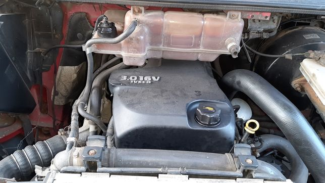 Motor iveco daily 3000