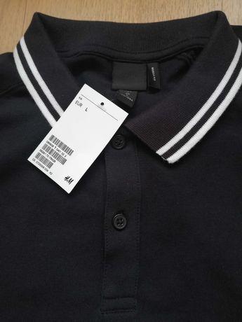 Тениска с яка H&M