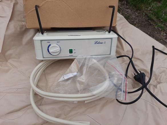 Надуваем матрак за масаж с агрегат