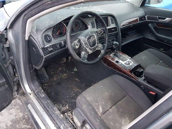 На Части! Audi A6 4F C6 3.0 TDI Quattro 233к.с. 4x4 Ауди 4Ф Ц6 Куатро гр. Пловдив - image 6