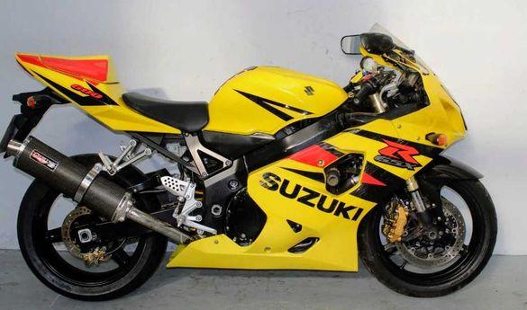 На части SUZUKI GSXR 600 2004/5