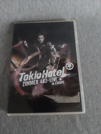 Диск с песни Tokio Hotel zimmer 483 cd