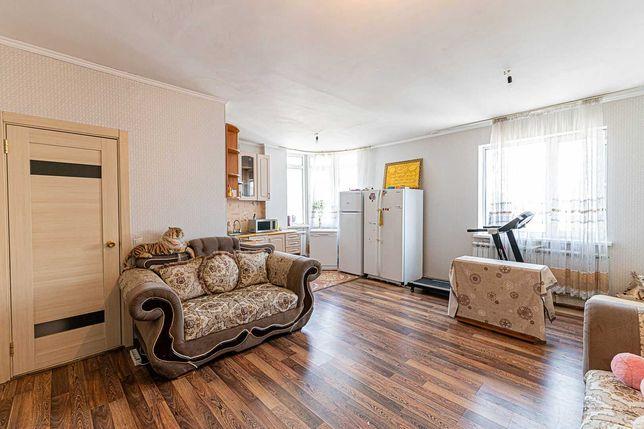 3 комнатная квартира ЖК Сауран
