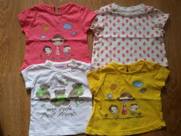 Тениски за момиче бебе