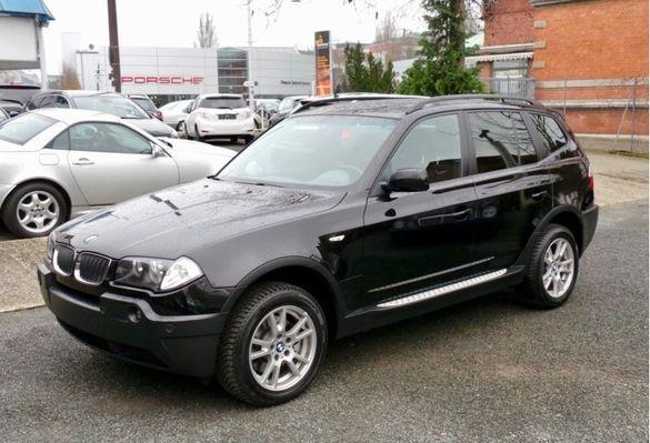 BMW X3/БМВ Х3 2004г. На части !!!