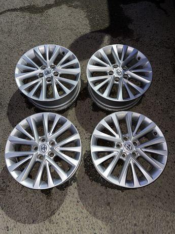 Оригинальные диски от Toyota Camry 55