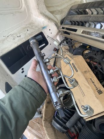 Rampa injectoare bmw seria 3 -5- x3 euro 5