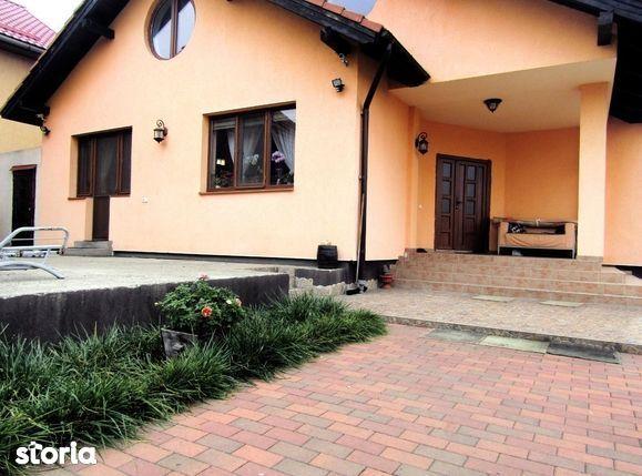 Casa individuala la cheie, 310 mp, teren 1170 mp, Exterior Est!