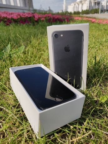 IPhone 7 [Matte Black Original]