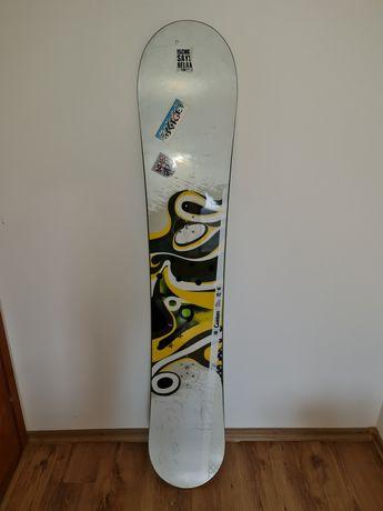 Snowboard Burton Custom 167 Wide Superfly II - Placa