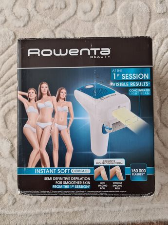 Epilator IPL Rowenta Instant Soft Compact