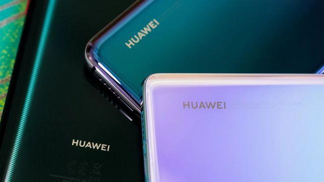 Display Huawei - Mobile Service