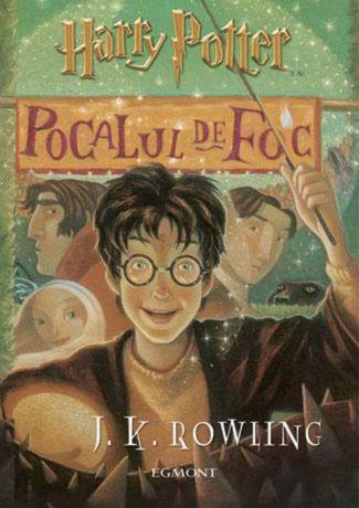 Cartea Harry Potter și Pocalul de foc în Română