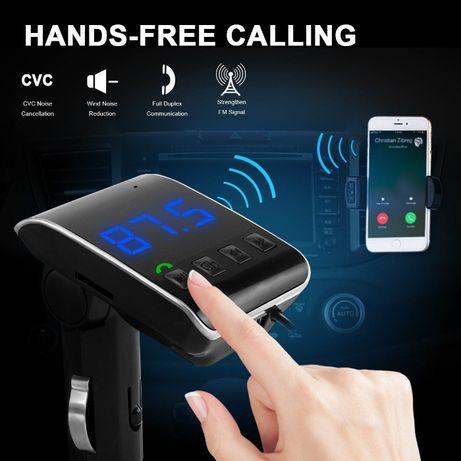 Modulator Bluetooth FM Q10 Car Kit Handsfree e