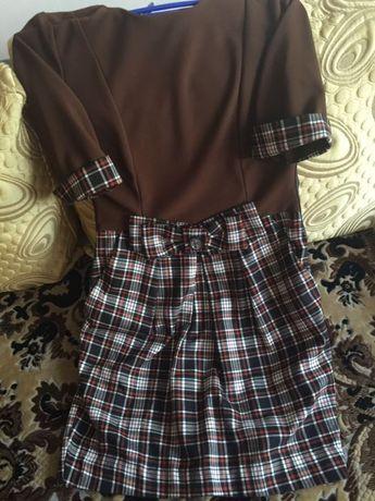 Красивое платье Осень-Весна)