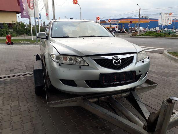 Dezmembrez Mazda 6 2.0 d
