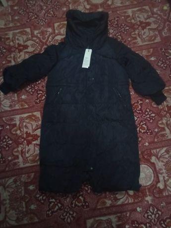Продам новую женскую куртку пух парка