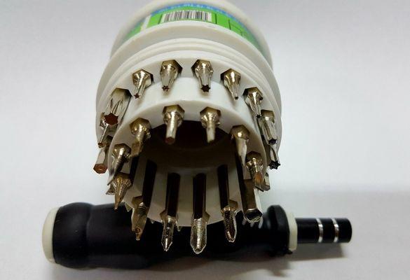 Комплект финни отверки 31бр накрай за ремонт на телефони, часовници, G