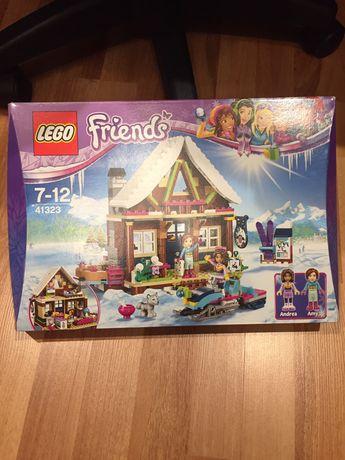 LEGO Cabana de la munte 7-12