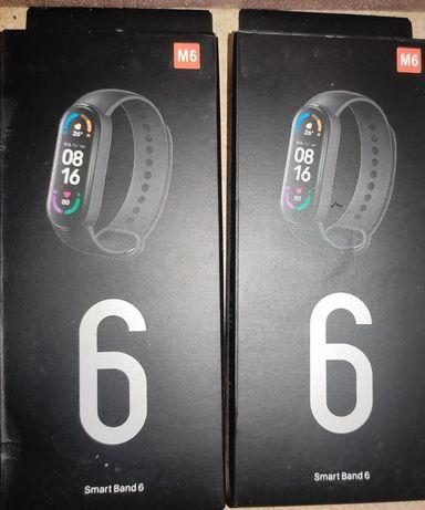 Смарт часы M6 band 6