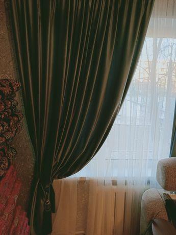 Продаем шторы с тюлем