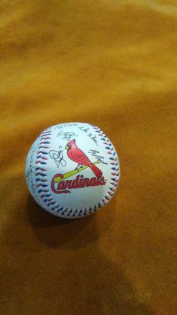 "Minge de baseball ""Cardinals""originala"