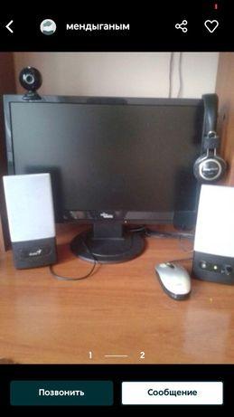 Продам монитор , видеокамера, клавиатура, мышка.