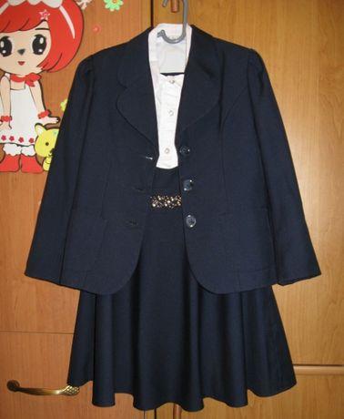 Продам школьную форму ANGELCHER на девочку 1-2 класс (34, 134)
