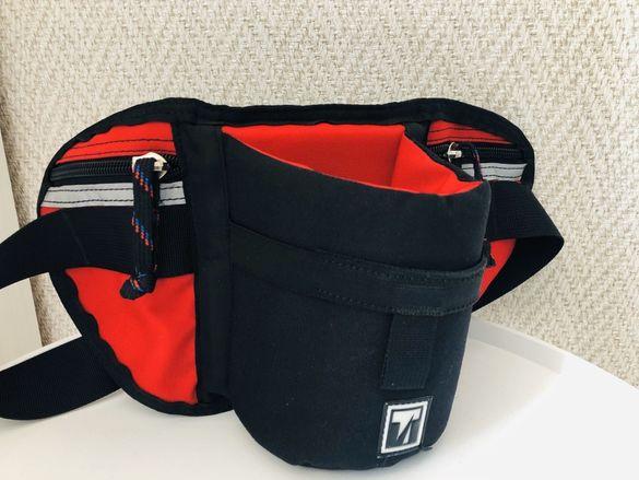 Чантa за кръста за бягане,колоездене
