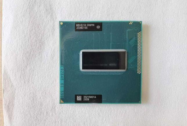 №6. Процессор для ноутбука Intel Core i7-3610QM (SR0MN)