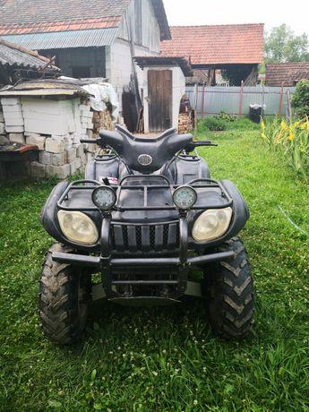 Vând ATV 650 cm înmatriculat,  itp valabil pana în 2023
