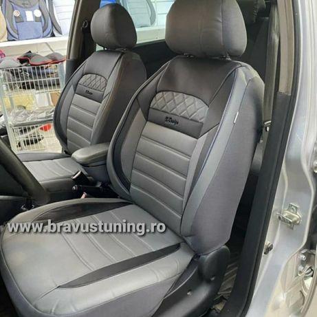 Huse scaun auto Piele Ecologica Passat,Duster Skoda Octavia,BMW seria3