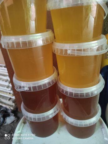 Продам мёд со своей пасики, натуральный