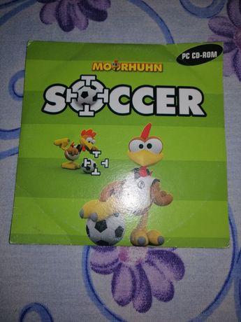 Vând CD fotbal.