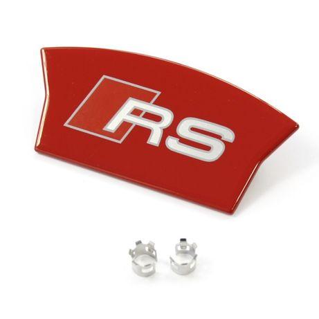 Capac Etrier Frana RS Oe Audi A4 B9 2015→ 8W0698221DQC8 Rosu