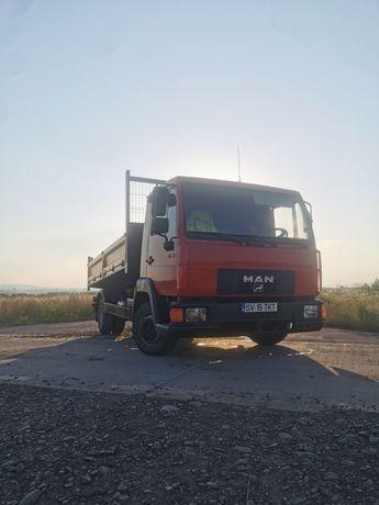 Man basculabil  (Volvo, Iveco, Mercedes