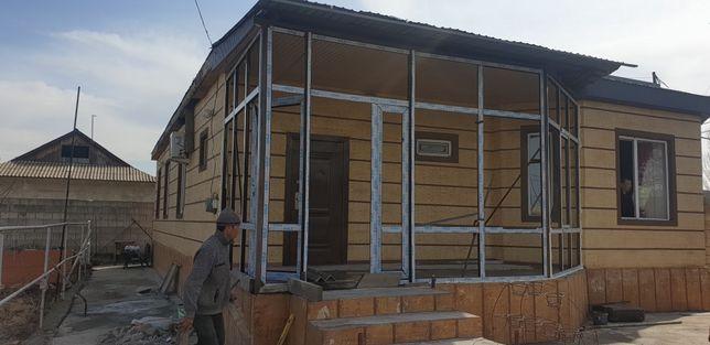 Пластиковые окна двери витражи балконы альюминий