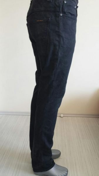 Nudie Jeans Stretch Slim Fit Made in Italy 31/32 гр. София - image 1