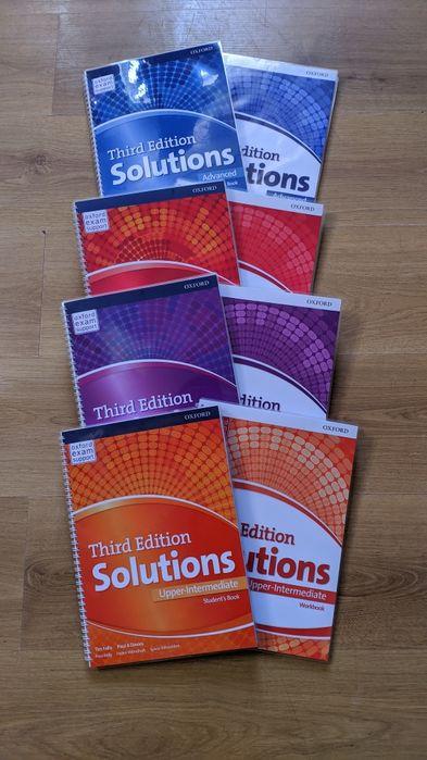 Solutions учебники Алматы - сурет 1