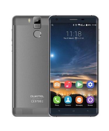 смартфон Oukitel K6000 Pro - 3 ГБ/32 ГБ/6000 мАч. - БУ