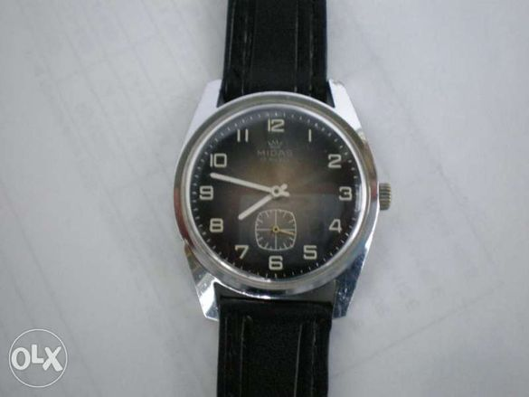 Мидас швейцарски часовник