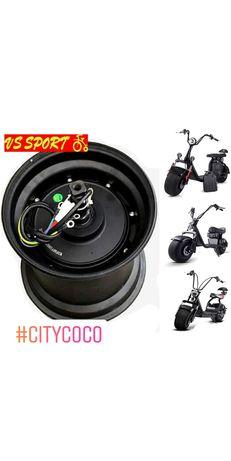 Мотор за Citycoco скутер • 1500W