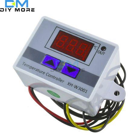 Дигитален термостат 220 волта